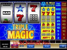 PLAY Triple Magic @ Blackjack Online Free info