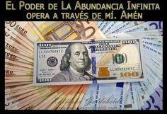 Soy un Magneto y atraigo continuamente Dinero, Abundancia y Prosperidad http://decretosyafirmaciones.com/me-convierto-en-abundancia/
