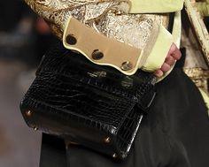 Givenchy Gave Us a Better Look at Its Big New Bag on Its Fall 2016 Runway