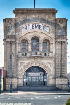 The Empire Theatre,Great Yarmouth, Norfolk, England, Great Britain Norfolk Broads, Norfolk England, Seaside Resort, Seaside Towns, Great Yarmouth, Uk Photos, Amazing Buildings, Isle Of Wight, Great Britain