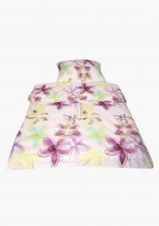 Holey Quilt® obliečka Zipper™ Lovebird Fialová 140x200