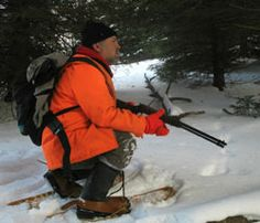 snowshoe hare advice from bass pro
