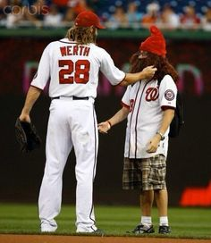 The Power of The Gnome: My long post on my experience at Nationals Park on September 8-9