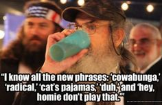 Duck Dynasty :) LOVE this show