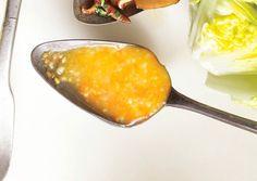 Bon Appetit - Miso, Carrot, and Sesame dressing