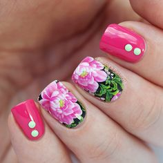Born Pretty Store - Floral Water Decals
