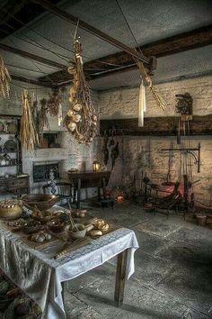 Kitchen Witch Decore