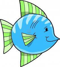 fish clip art colourful cartoon fish clip art royalty free stock rh pinterest com Fish Silhouette Fish Silhouette