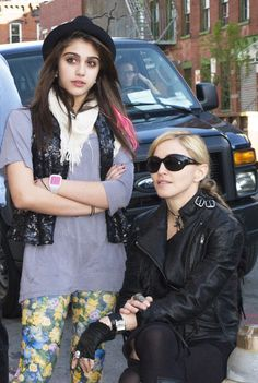 « I was devastated when my daughter left (for college). It was the worst heartache I ever experienced. » -Madonna, Feb. 2015
