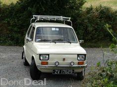1979 Fiat 126p Bambino 650cc