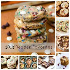 2012 Favorite Recipes