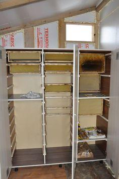 Frame Storage. Genius!