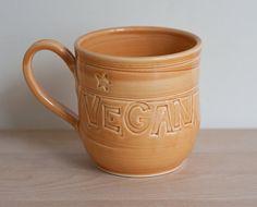 #Vegan mug