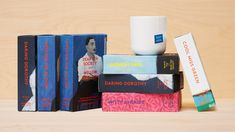 Dear Tea Society on Packaging of the World - Creative Package Design Gallery