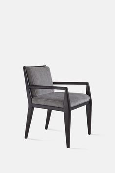 Carlton Dining Arm Chair : Dennis Miller Associates Fine Contemporary Furniture, Lighting and Carpets in NYC