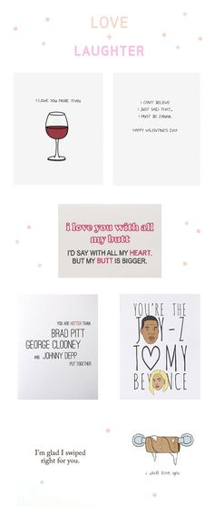 Say I Love You with These Hilarious Valentine's Day Cards