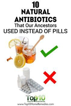 10 Natural Antibiotics That Our Ancestors Used Instead Of Pills!
