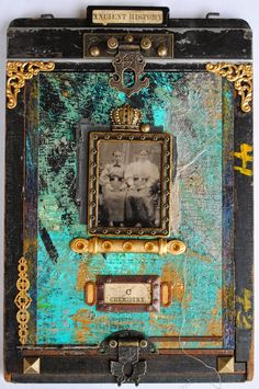 The Altered Page: Mixed Media World