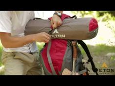 How to Pack Your Backpack for Camping via TETON Sports (Video) - ColoradoHiking.org