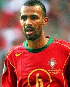Costinha, player team Portugal.