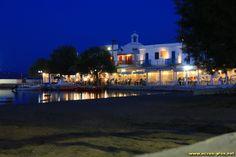 Le port de Pollonia - Milos - Cyclades - Grece