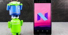 Teléfonos que se actualizarán a la versión Android N.