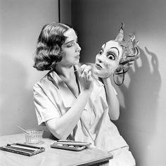 Mask Dances (Margaret Severn)