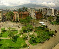 El Museo de Antioquia y la Plaza Botero.