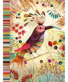 Marie Desbons << illustration friday