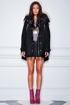 2653555533 Juicy Couture Fall 2012 Ready-to-Wear Collection Photos - Vogue Designer  Collection