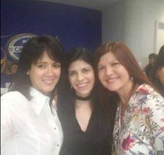 Resaltando los valores que sustentan del poder femenino en nuestra comunidad. — con Alejandra Herrera, Gaby Arevalo y Marybel Torres en Camacol, The Latin Chamber of Commerce of the U.S.A.