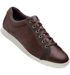 adfcba561a6841 FootJoy Men s Contour Casual Golf Shoe - Coffee Footjoy Contour