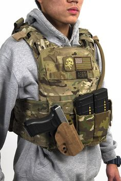 Condor Cyclone Plate Carrier – Definition of Rapid Response |
