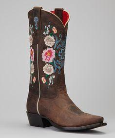 Rose Garden Boot