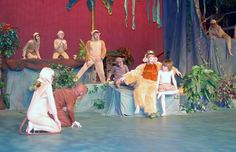 """theater production of jungle book 