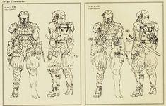 Arsenal Tengu from Metal Gear Solid 2
