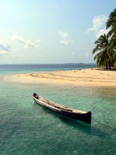 Needle Island - , Kuna Yala by s dot mcmahon