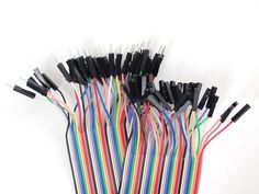"""Premium Female/Male 'Extension' Jumper Wires - 40 x 3"""" (75mm) Online in #Thailand - ( http://www.botnlife.com/product/825 )   -  Orders Now via email: customercare@botnlife ✔ Line ID: botnlife ✔ Phone or SMS: 0972584994 ✔ Facebook Page: www.facebook.com/botnlife ✔ #RaspberryPi #RaspberryPiAccessories #RaspberryPiJumperWires #JumperWires #RaspberryPiWires #ExtensionWires #BotnLife"""