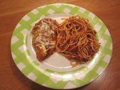 All Natural Recipes: Chicken Parmesan. Can be made stage one if you omit the sauce.