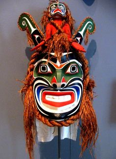 Spirit Mask........Beau Dick