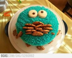 I'm in love with cookies!!!! And Cookie monster is bae!!!!!!!!!!!!