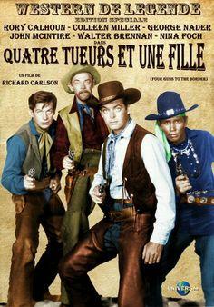 Four Guns to the Border 1954 - Rory Calhoun