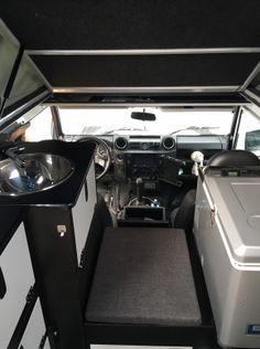 IMG_0695 Land Rover Defender, Defender Camper, Offroad, Van Interior, Expedition Vehicle, Vw Camper, Van Life, Bad, Everything