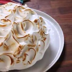 Frozen Desserts, Summer Desserts, Christmas Desserts, Easy Desserts, Baking Recipes, Cake Recipes, Dessert Recipes, Pavlova, Define Decadent