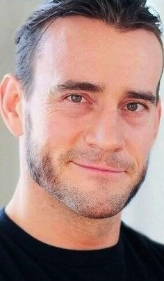 Freshed faced CM Punk