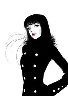 Black hair portraits (female) - 1385686154076.jpg - Minus