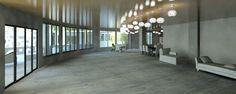 Levantamiento 3d de complejo vacacional turistico. Salon de fiesta