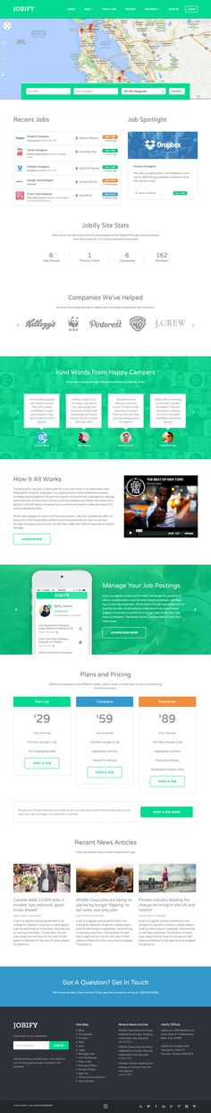 Job Board Theme for WordPress - Niche job sites in minutes! - http://www.premiumpress.com/jobboardtheme/