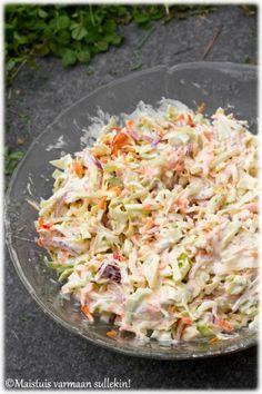 Mausteinen coleslaw
