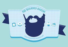 A little something for the Bearded Bakery. www.thebeardedbakery.com